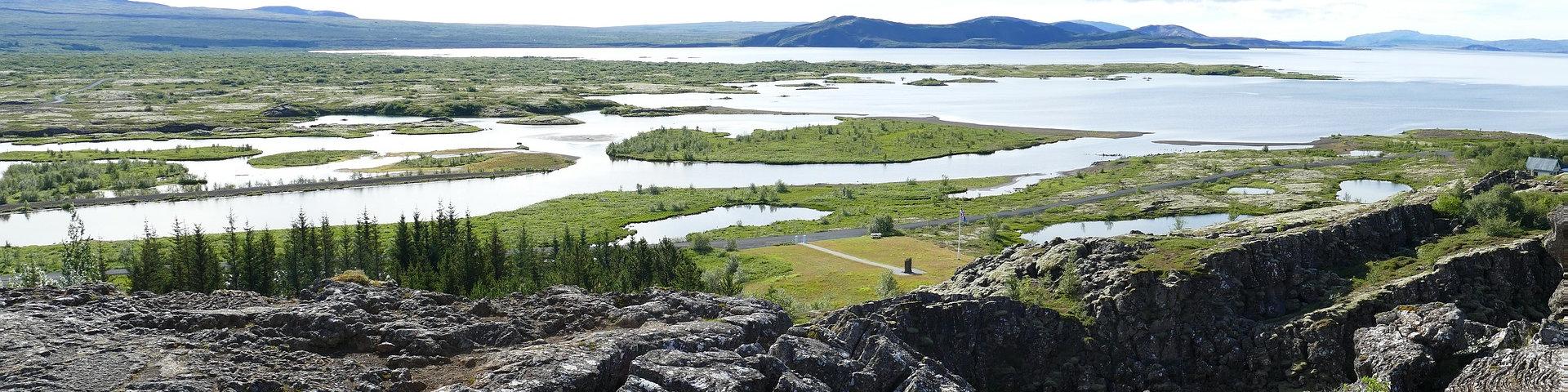 Hakið Þingvellir Iceland